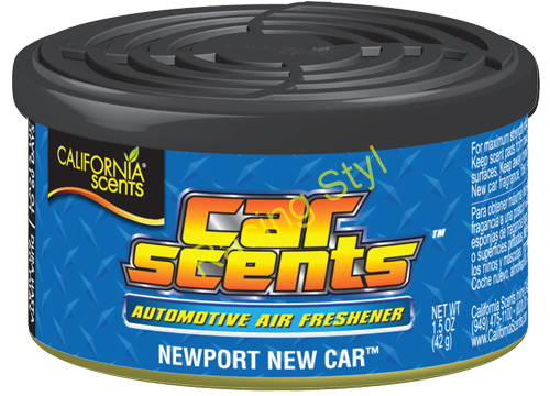 California Scents New Car vůně do auta