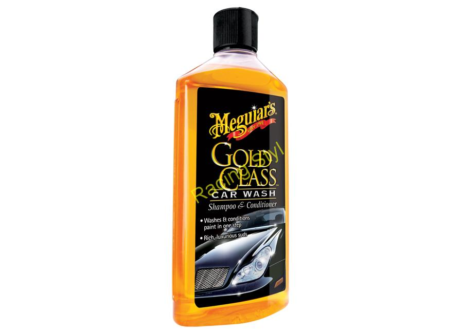 Meguiar's autošampon Gold Class Car Wash Shampoo & Conditioner - 473ml