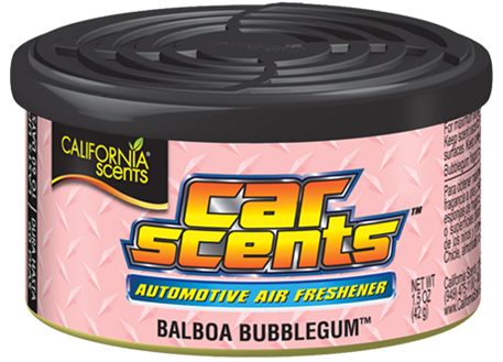California Scents - Bubblegum vůně do auta