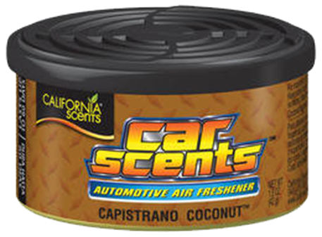 California Scents - Kokos, vůně do auta