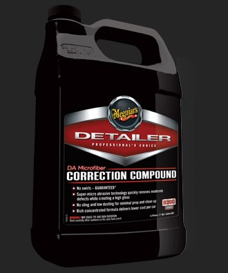 Meguiars DA Microfiber Correction Compound - 3,78 l