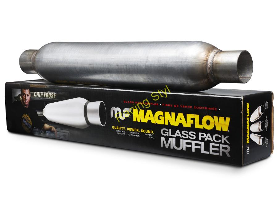 Rezonátor MagnaFlow Glass Pack 18129 - 79 mm d. 560 mm
