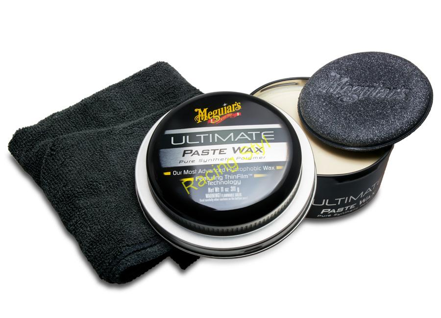 Meguiar's Ultimate Wax Paste - 311 g