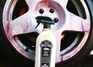Meguiar's Mirror Bright Wheel Cleaner čistič na kola a pneumatiky