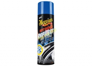 Meguiar's Hot Shine Reflect Tire Shine třpytivý lesk na pneumatiky
