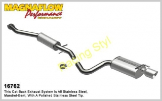 Magnaflow výfuk 16762 Lexus IS300 2001-05