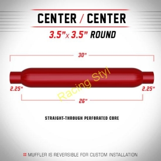 MagnaFlow rezonátor Red Pack 13145 57mm