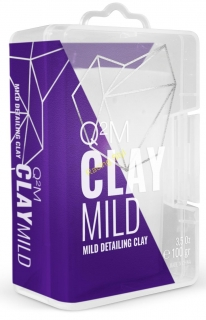 Gyeon Q2M Clay MILD 100g měkký