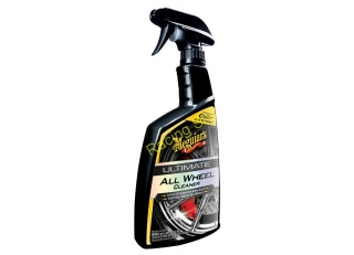 Meguiar's Ultimate All Wheel Cleaner - pH neutrální čistič na kola 710ml