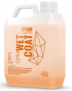 Gyeon Q2M WetCoat 4L křemičitý sealant