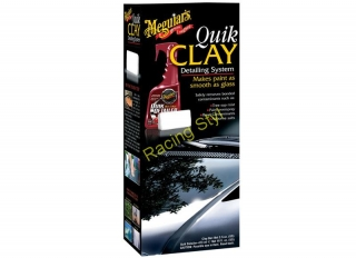Clay Kit - Meguiars Quik Clay Starter Kit