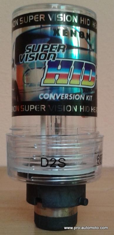 Xenonová výbojka D2S 4300k (D2S - 4300k 12V 35W)