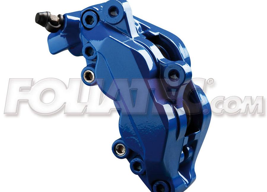 Barva na brzdy modrá RS Foliatec