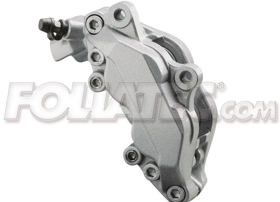 Barva na brzdy Stříbrná Foliatec (Stratos silver metallic Foliatec)