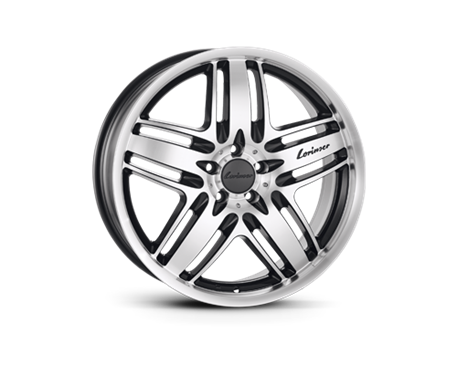 Lorinser RS9 8x18 ET 52 Alu kolo