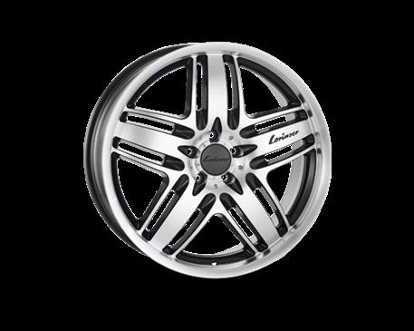 Lorinser RS9 8x18 ET 45 Alu kolo