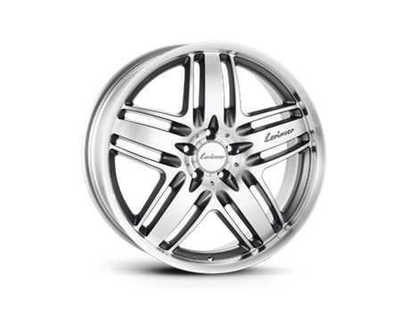 Lorinser RS9 8,5x19 Alu kolo