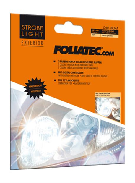 Stroboskopy Light Exterior Foliatec