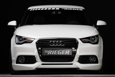 Spoiler pod přední nárazník pro Audi A1