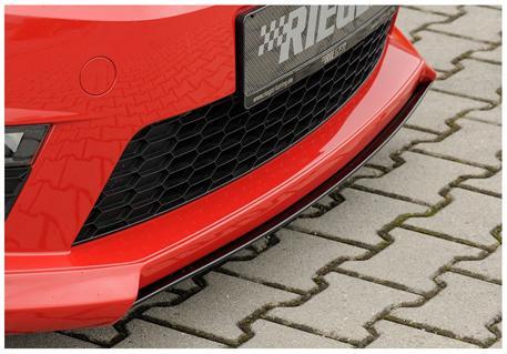 Škoda Octavia III RS lipa pod přední spoiler