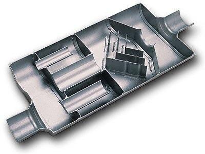 Sportovní výfuk Flowtech Raptor 51 mm (průměry vstupu 51,60,65,77)