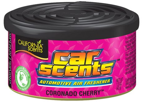 Osvěžovač vzduchu California Scents - Višeň (Car scent višeň)