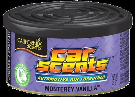 Osvěžovač vzduchu California Scents - Vanilka (Car scents vanilka)