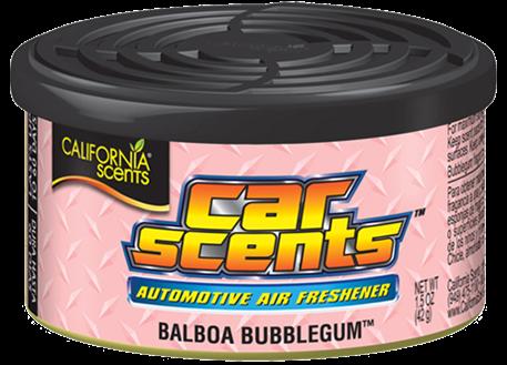 Osvěžovač vzduchu California Scents - Bubblegum (Car Scents Bubblegum)