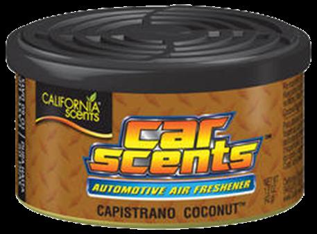 Osvěžovač vzduchu California Scents - Kokos (Car Scents Kokos)