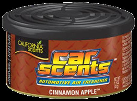 Osvěžovač vzduchu California Scents - Jablečný štrůdl (Car Scents - jablečný štrůdl)