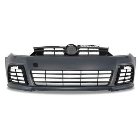 Golf VI Kompletní přední nárazník (vzhled Golf R)