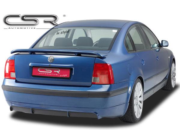 VW Passat 3B Limousine spoiler pod originální zadní nárazník