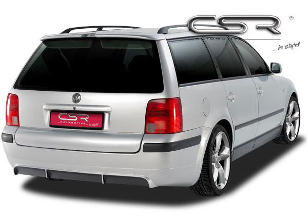 VW Passat 3B Variant spoiler pod originální zadní nárazník