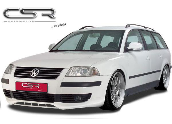 VW Passat 3BG B5 spoiler pod originální přední nárazník