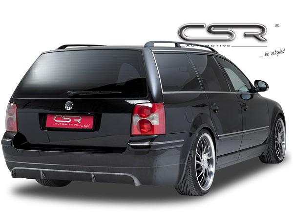 VW Passat 3BG B5 Variant spoiler pod originální zadní nárazník