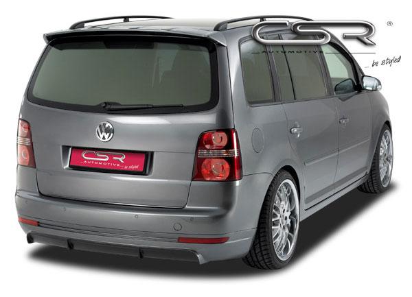 VW Touran spoiler pod originální zadní nárazník (pro Touran a Touran GP)