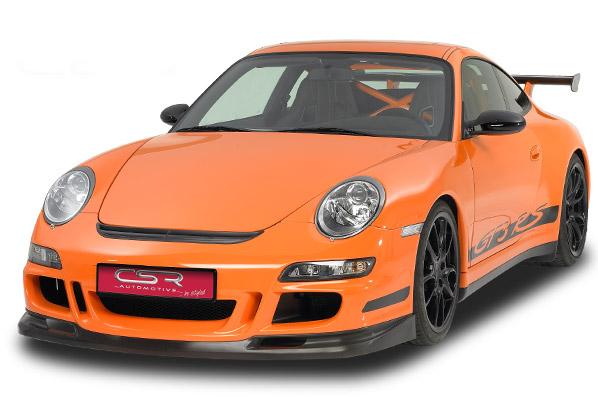 Porsche 911/997 GT3/GT3 RS spoiler pod originální přední nárazník