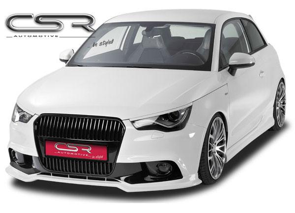 Audi A1 spoiler pod přední nárazník