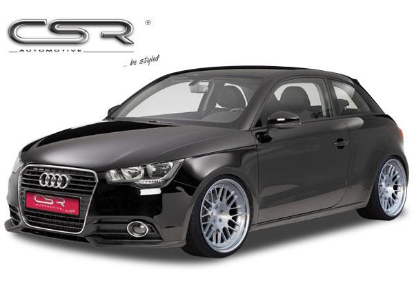Audi A1 dvoudílný spoiler pod přední nárazník