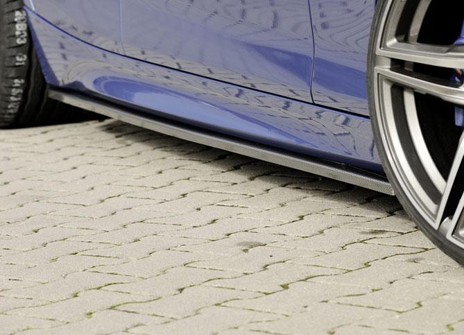 BMW 1 F20-F21 nástavce bočních prahů