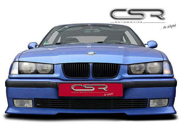 BMW 3 E36 spoiler pod originální přední nárazník