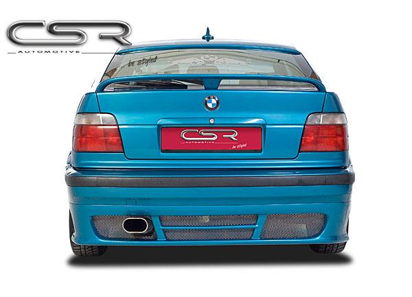 BMW 3 E36 Compact spoiler pod originální zadní nárazník