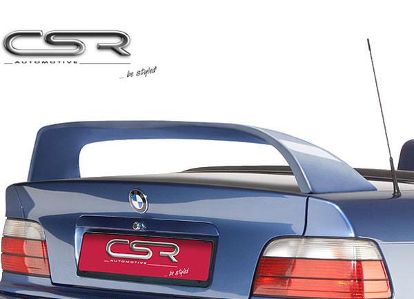 BMW 3 E36 křídlo na víko kufru
