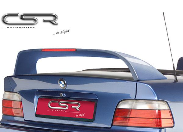 BMW 3 E 36 křídlo na víko kufru s LED světlem