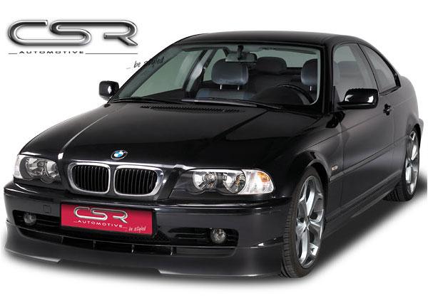 BMW 3 E46 spoiler pod originální přední nárazník Coupé, Cabrio