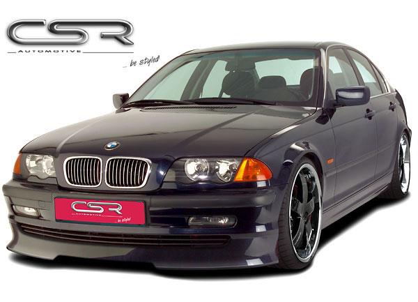 BMW 3 E46 spoiler pod originální přední nárazník Limousine, Touring