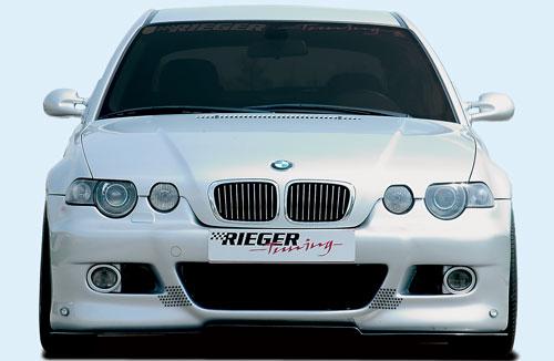 BMW E46 Compact přední nárazník (s přípravou pro ostřikovače)