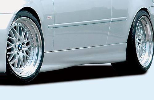 BMW E46 Compact boční prahy