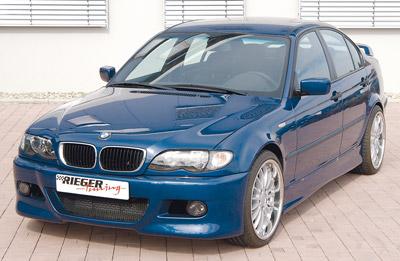 BMW 3 E46 přední nárazník