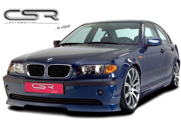 BMW 3 E46 Facelift spoiler pod originální přední nárazník (Limousine, Touring)